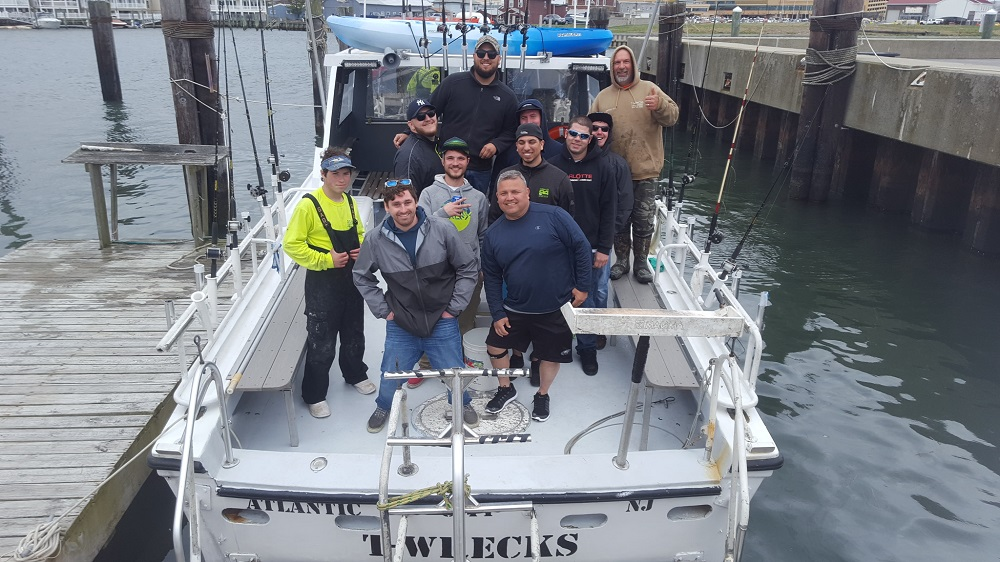 austin 39 s april 15th deep sea bachelor wreck fishing